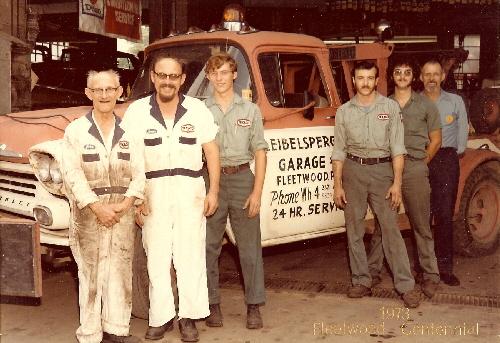 Fleetwood Centennial 1973